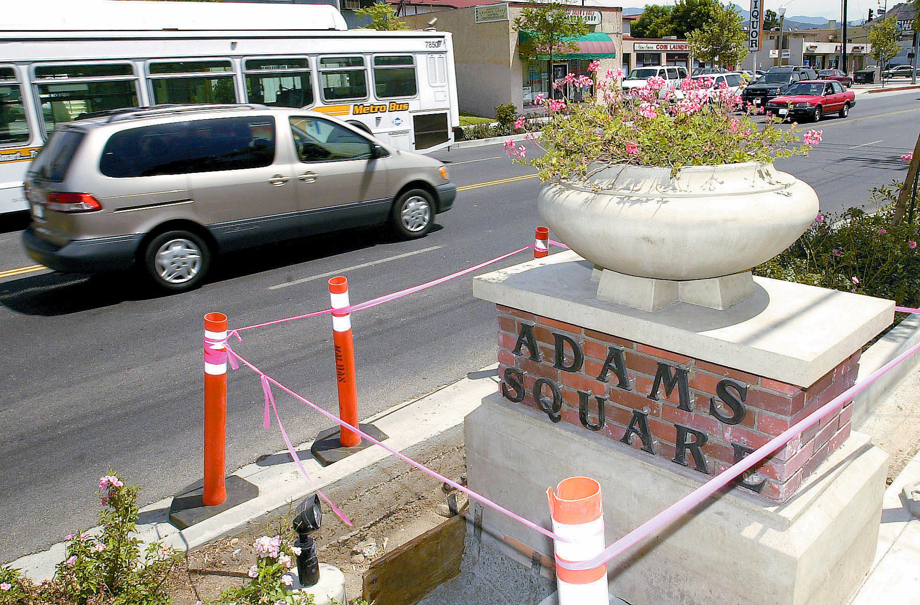 City Council this week approved moving forward to suspend Adams Squares designation as a Business Improvement District for another year, which means businesses there will have no levy assessments and it gives business owners time to reactivate the designation, if they choose.