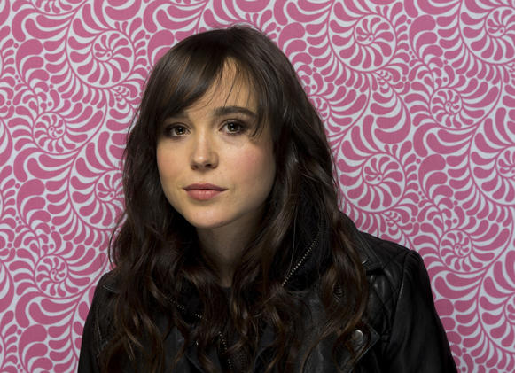 "Actress Ellen Page <a href=""http://www.latimes.com/local/abcarian/la-me-ra-an-emotional-ellen-page-juno-star-comes-out-at-hrc-conference-20140214,0,5964490.story"">came out</a>  at Time to Thrive, an LGBT youth conference. ""I'm tired of hiding,"" she said onstage. ""I'm tired of lying by omission."""
