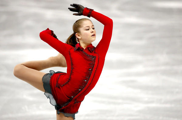 Yulia Lipnitskaya of Russia performs her free skate during the figure skating team competition last week at the Iceberg Skating Palace in Sochi.