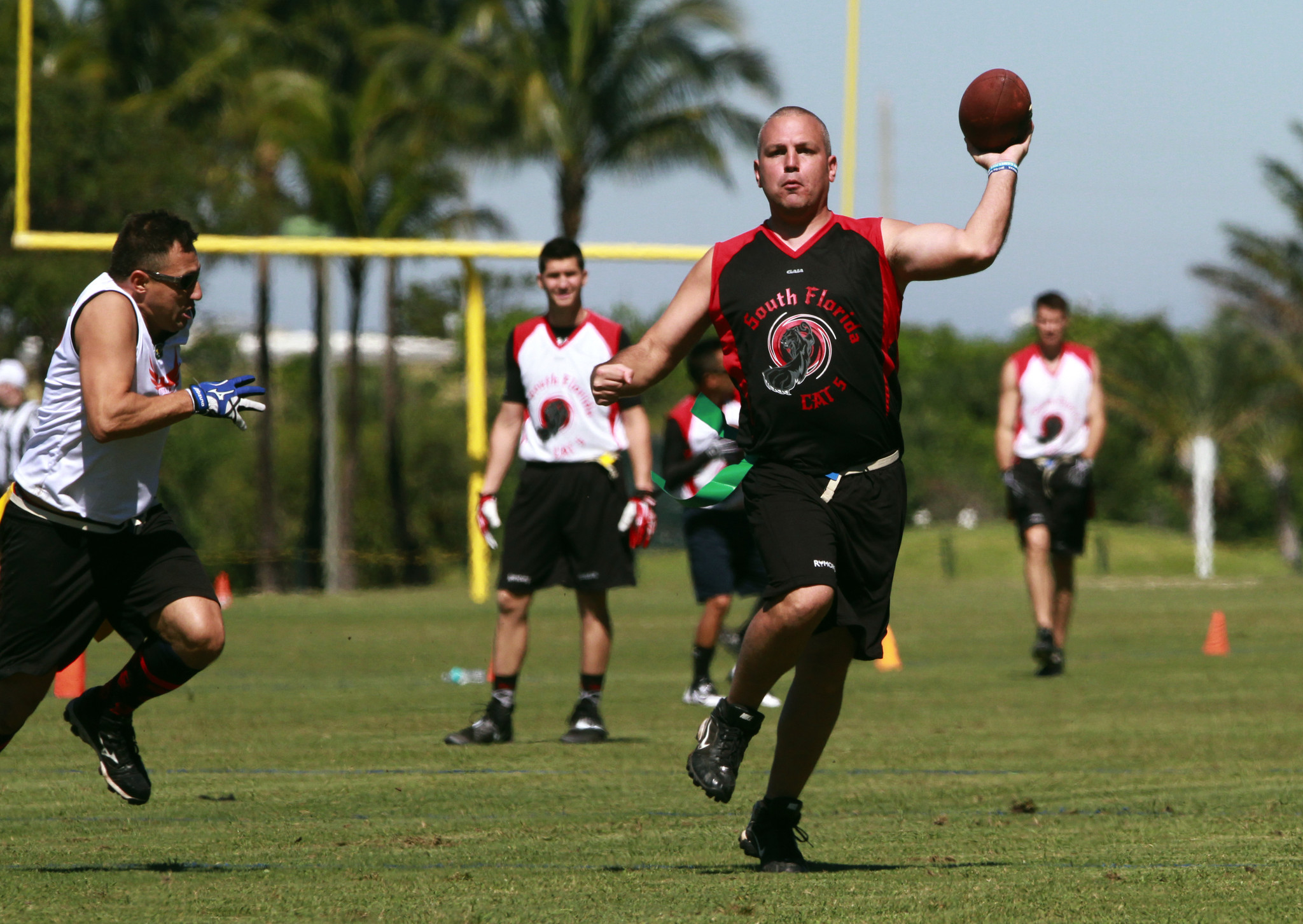 The Annual Florida Sunshine Cup National Gay Flag Football Tournament - Flag football tourney