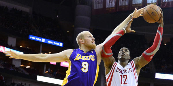 Chris Kaman, Dwight Howard
