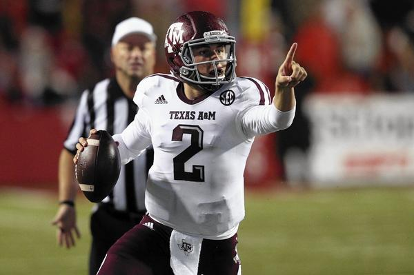 Former Heisman Trophy winner Johnny Manziel has NFL Draft experts perplexed.