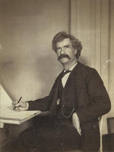 ae mark twain video essay Starting an essay on mark twain's adventures of huckleberry finn organize your thoughts and more at our handy-dandy shmoop writing lab.