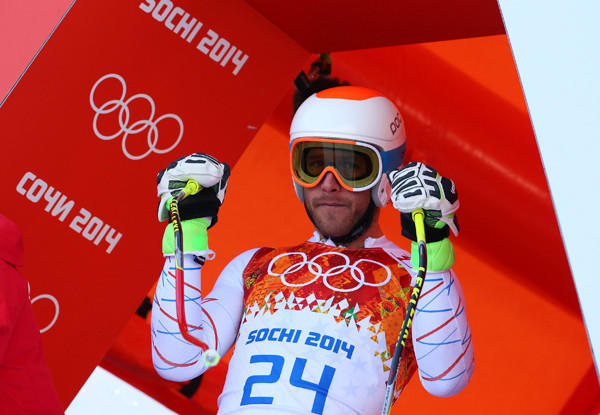 Bode Miller and his American teammates get another chance to medal at the Sochi Olympics on Sunday in the super-giant slalom.
