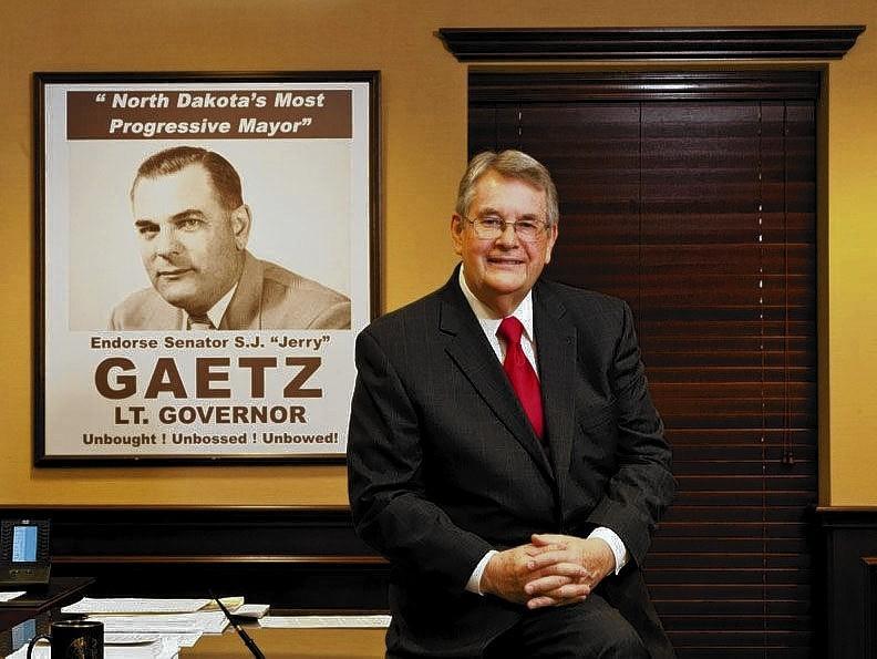 Senate President Don Gaetz, R-Niceville