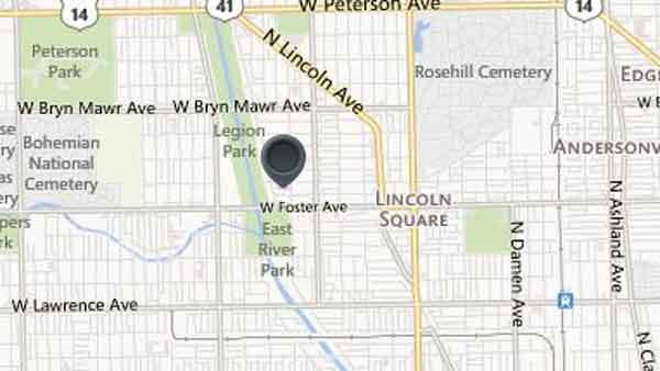 Police are warning residents after two men reportedly tried to lure a girl into a car in the 2900 block of West Foster Avenue on Saturday.