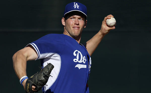 Dodgers starter Clayton Kershaw pitched a career-high 259 innings last season, the most for a Dodger since Orel Hershiser's 309 innings in 1988.