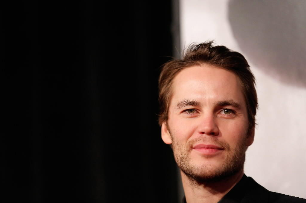 "Actor Taylor Kitsch attends the ""Lone Survivor"" New York premiere at Ziegfeld Theater Dece. 3, 2013."