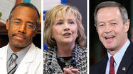 Maryland Democrats don't pick O'Malley for White House