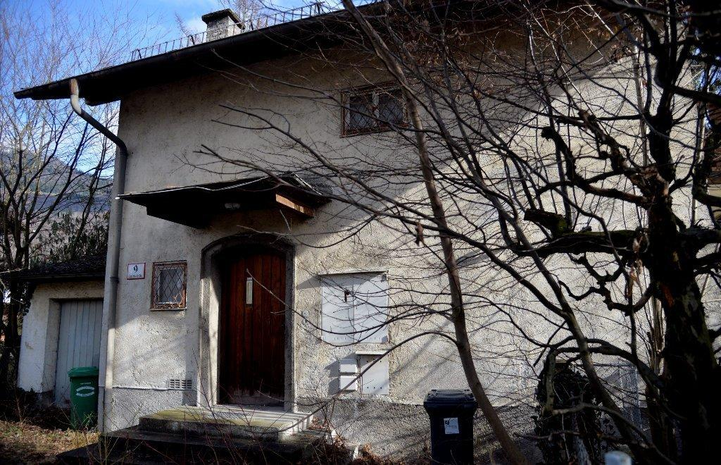The Salzburg, Austria, residence of Cornelius Gurlitt, where authorities say additional works of art believed looted by the Nazis were recently revealed to have been hidden.