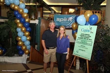 Society Scene photos - 2014 Conine All-Star Golf Classic