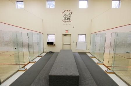 Wyvern Squash Club, part of Kingswood Oxford School, is the first public squash facility in West Hartford. It's accepting members now.
