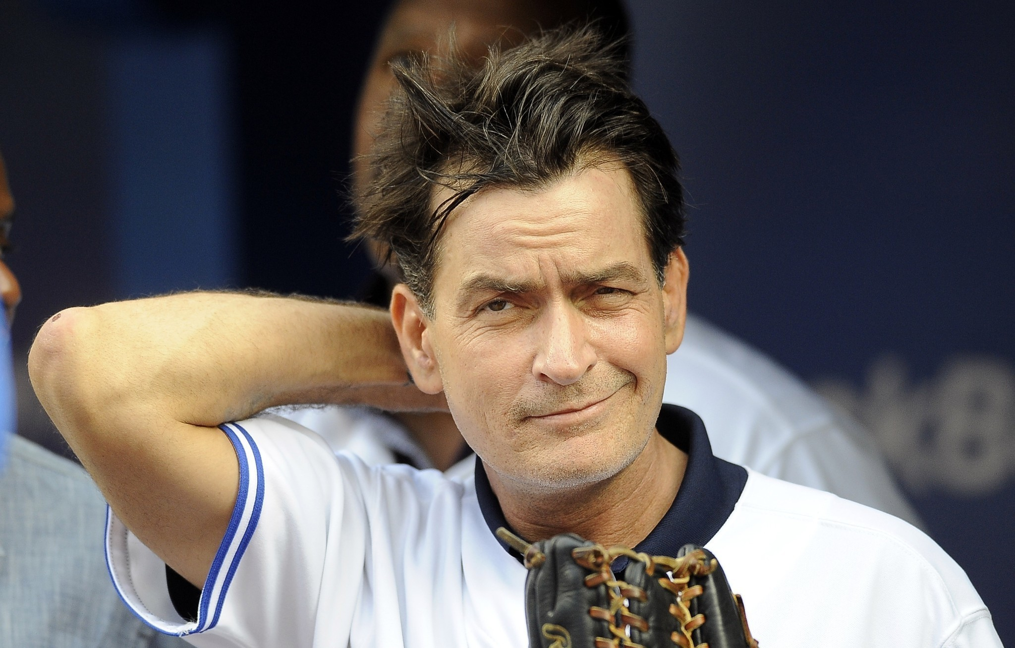 Charlie Sheen Engaged Fourth Marriage Will Be To Brett Rossi