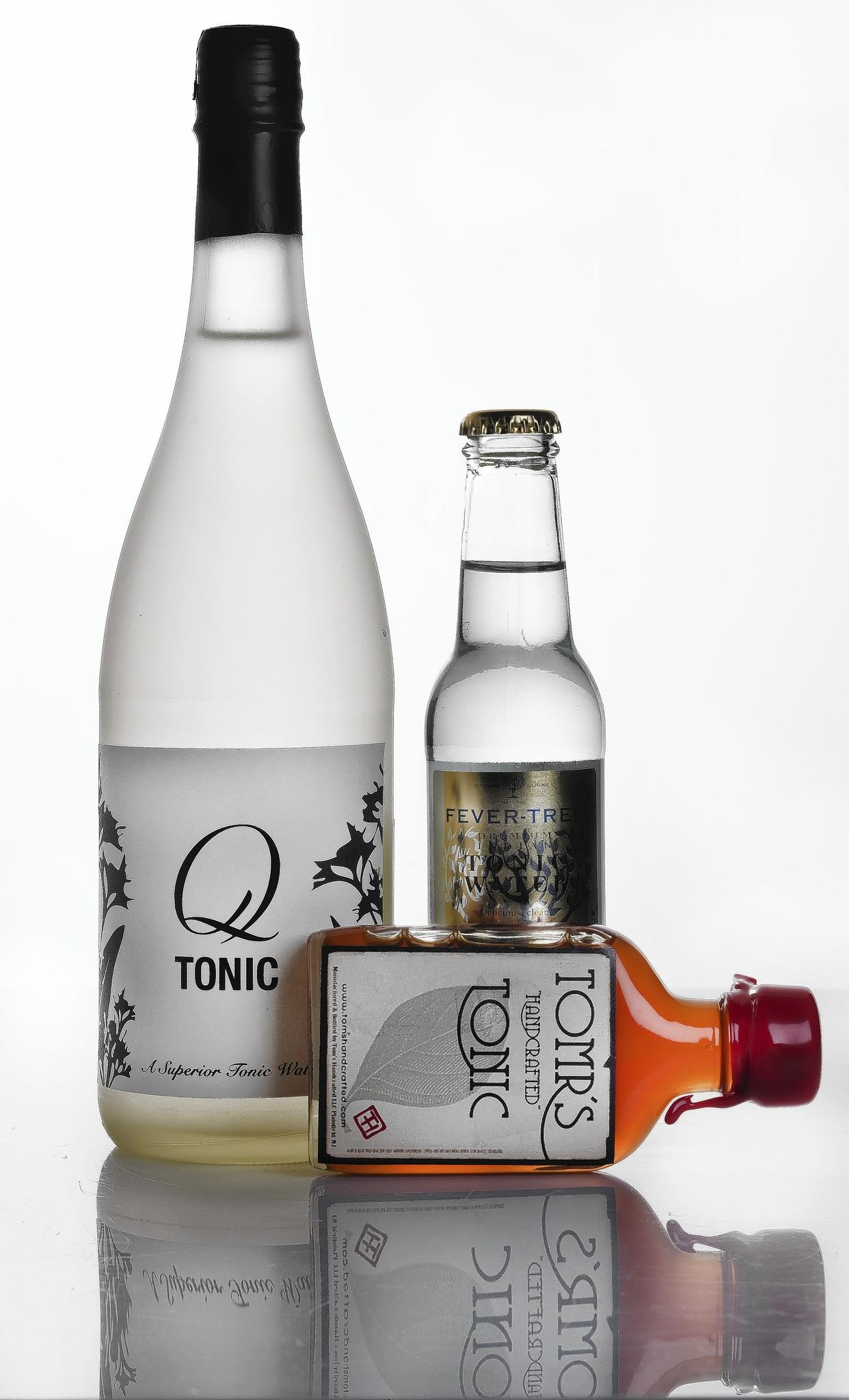If you're looking for a better tonic for your high-end gin, there are plenty of options to choose from -- or you can make something yourself.