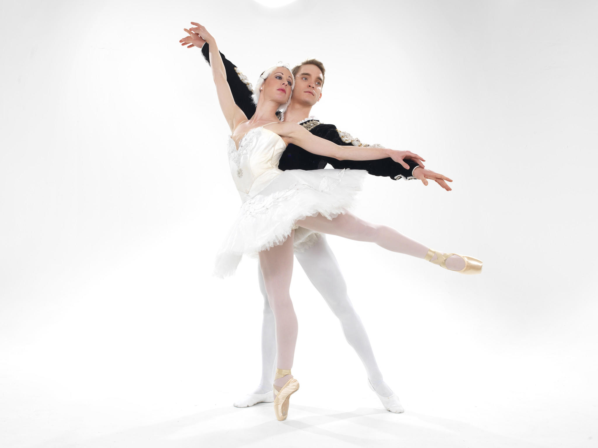 "The Ballet Theatre of Maryland's production of ""Swan Lake,"" with Nicole Kelsch and Calder Taylor, will be performed this month at the Maryland Hall for the Creative Arts."
