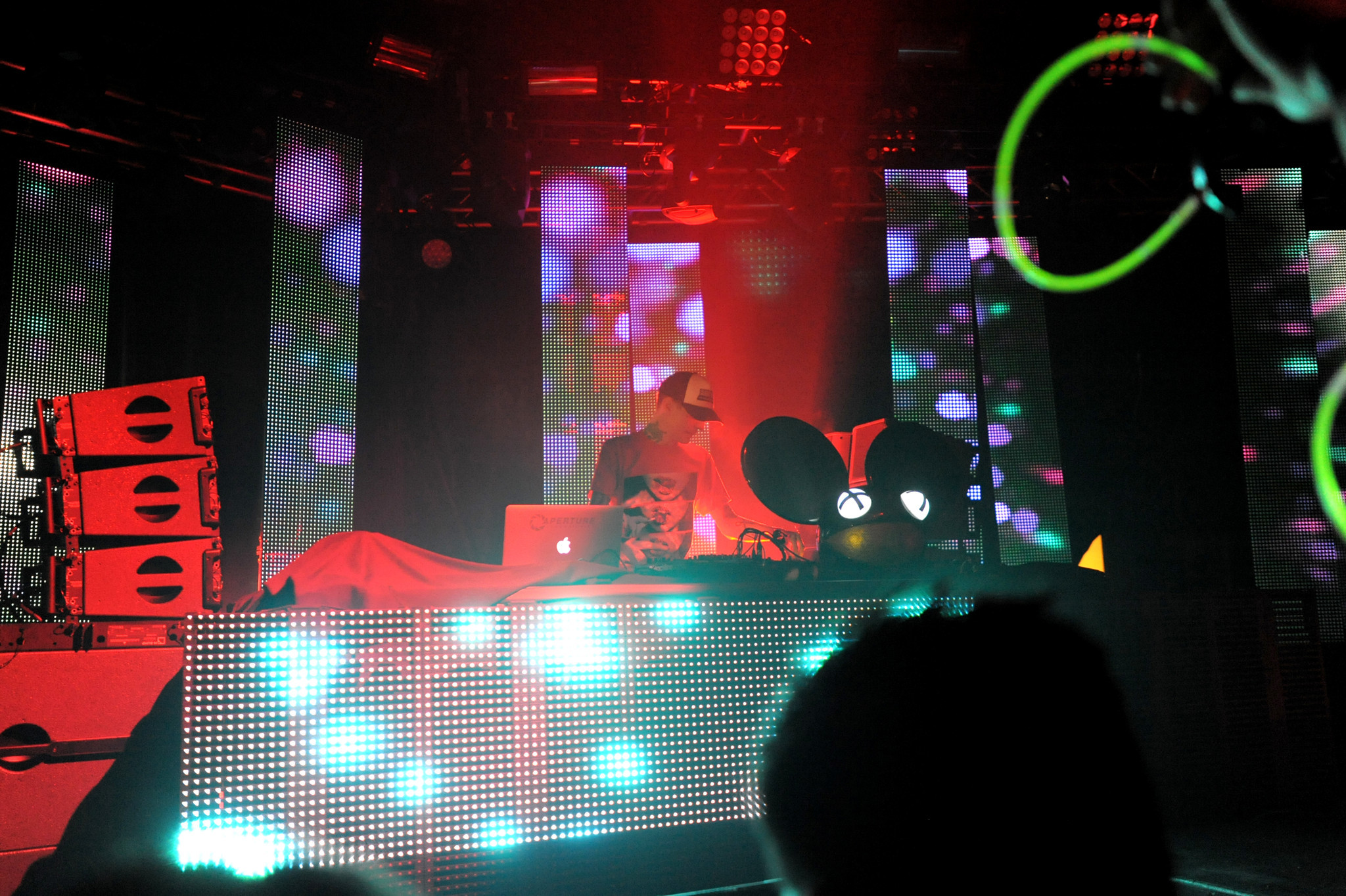 Free deadmau5 show in Miami - deadmau5 at Ice Palace