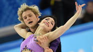 Sochi Olympics: Meryl Davis, Charlie White grow older and golder