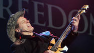 Rocker Ted Nugent stirs controversy in Texas governor's race