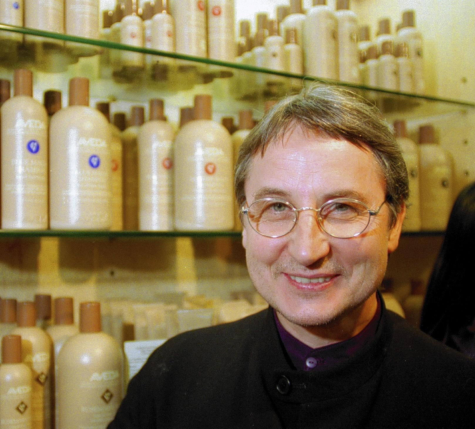 Horst Rechelbacher built Aveda into an international brand known for its eco-friendly practices and lush-smelling products.