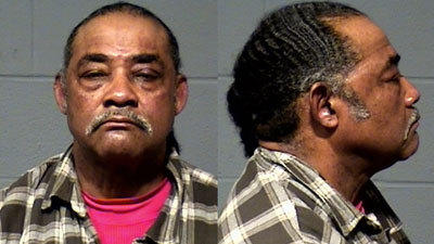Fred Whitaker, 64, of Hartford was charged with criminal possession of a firearm, possession of narcotics, possession of narcotics with intent to sell and operating a drug factory after a raid in Hartford.