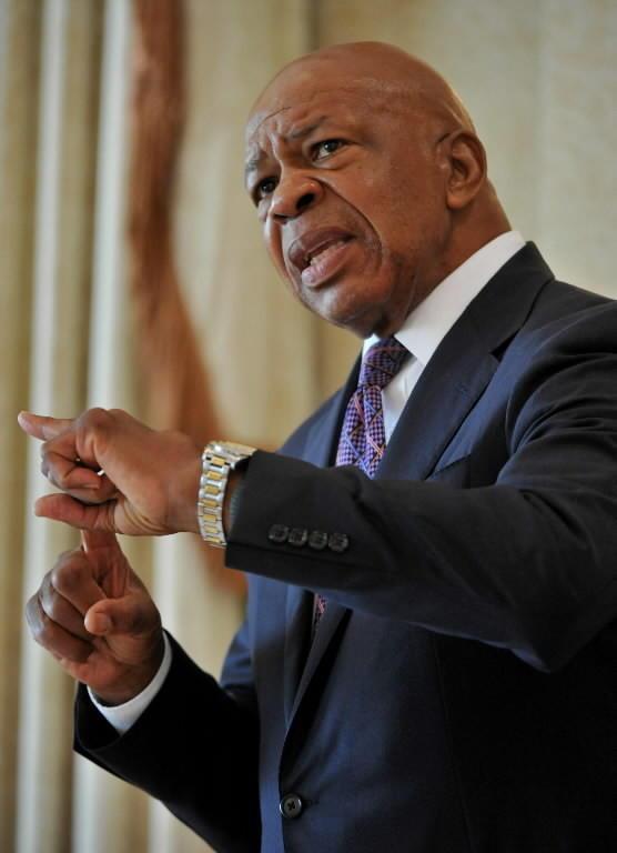 Rep. Elijah E. Cummings, D-Md.