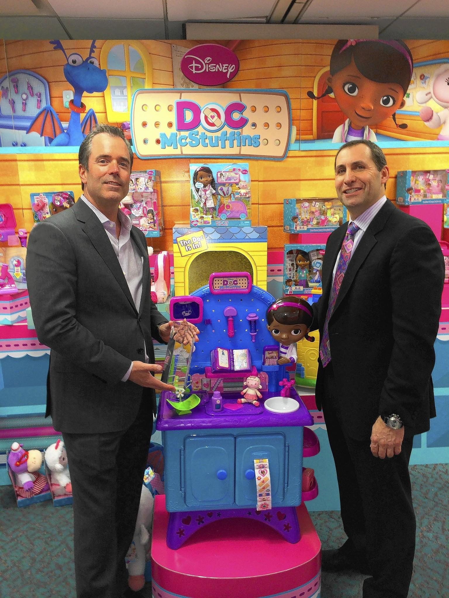Just Play Toys : Toy company from south florida wins top awards for doc