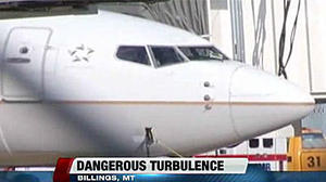 United flight turbulence tosses passengers around cabin; 5 injured