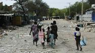 Fighting erupts in key South Sudan oil town