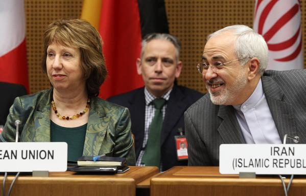 Iranian nuclear talks in Vienna