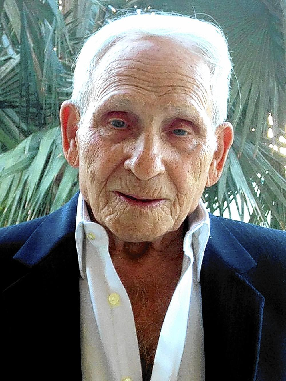 Aron Bell (Bielski), a Holocaust survivor who lives in Palm Beach, will be honored by The American Society for Yad Vashem at its inaugural Florida Tribute Dinner on Sunday, March 2, at Congregation B'nai Torah in Boca Raton.