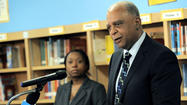 Gregory Thornton named new city schools CEO