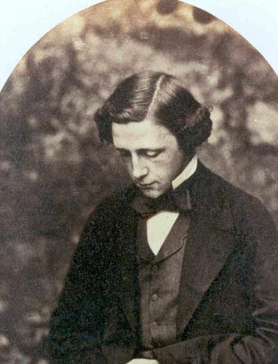 Charles Dodgson, a.k.a. Lewis Carroll