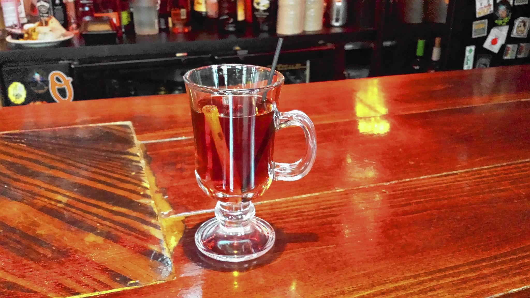 Great Baltimore cocktails: The Hot Cider Dark n' Stormy at ...