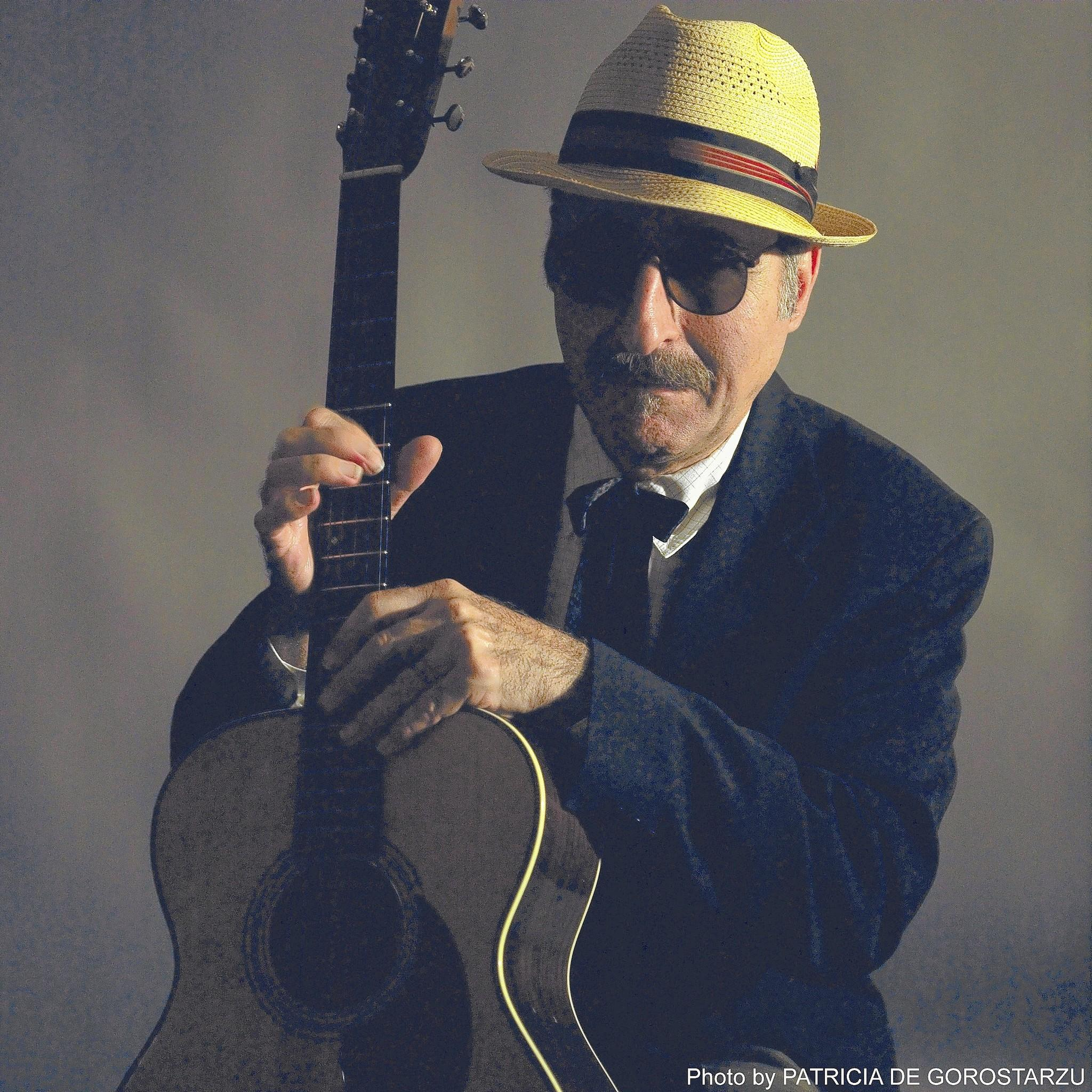Leon Redbone will perform Friday, Feb. 21, at the Mount Dora Music Festival.