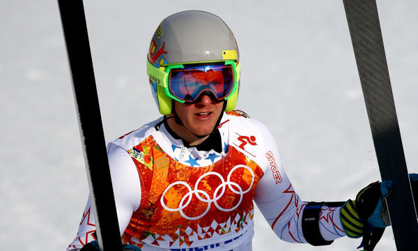 American Ted Ligety will go for gold in the men's giant slalom Wednesday at the Sochi Winter Olympic Games.