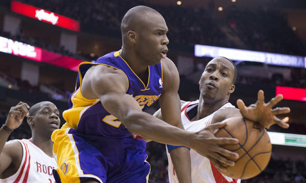 Jodie Meeks, Dwight Howard