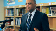 Gregory Thornton announced as new city schools chief