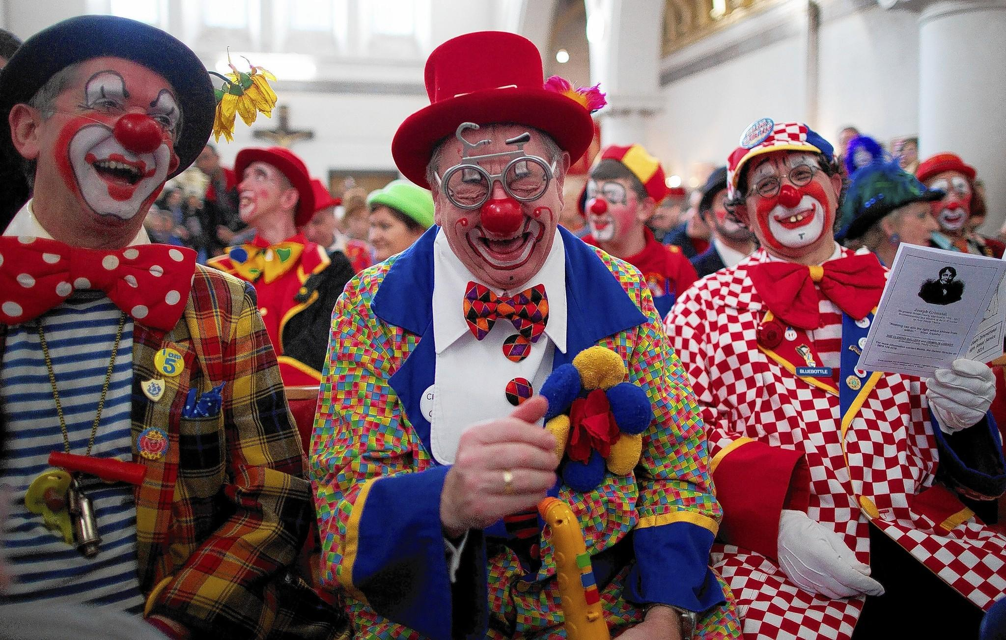 """The New York Daily News recently revealed that membership in """"the country's largest trade group for clowns"""" has plummeted as elder clown practitioners struggle to find new recruits."""