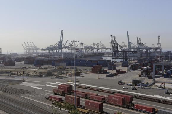 Port of Long Beach