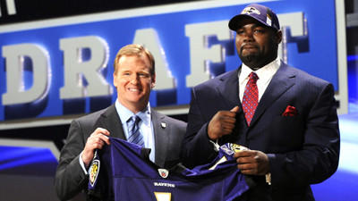Ravens lose coin flip with Cowboys, will pick 17th in first rou…