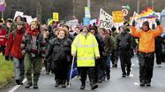 In Britain, fledgling fracking industry runs into opposition