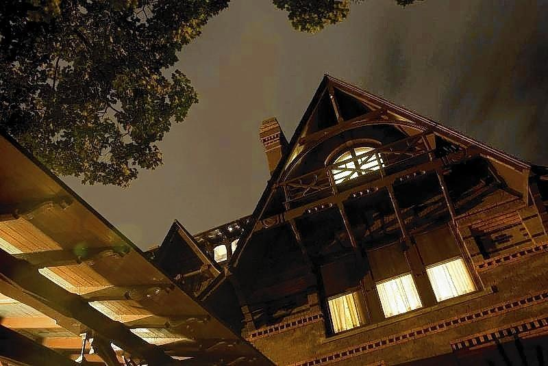 Fans of creeps and ghosts and being scared can get their fix this weekend at Tsunami Tsolutions' Graveyard Shift Ghost Tours at Hartford's Mark Twain House and Museum. Learn about the building's history, about seances in the Victorian era, and about Twain's own interest in supernatural stuff. Tours run hourly from 6-9 p.m. Friday and Saturday. $13-$20. The Mark Twain House and Museum, Hartford. 860-280-3130, marktwainhouse.org.
