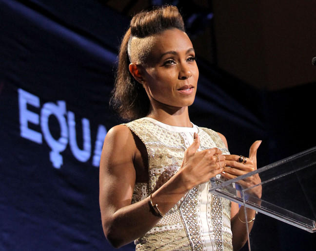 "Jada Pinkett Smith, shown here at an Equality Now event in November, Jada Pinkett Smith will play Fish Mooney in the upcoming Fox drama ""Gotham."""