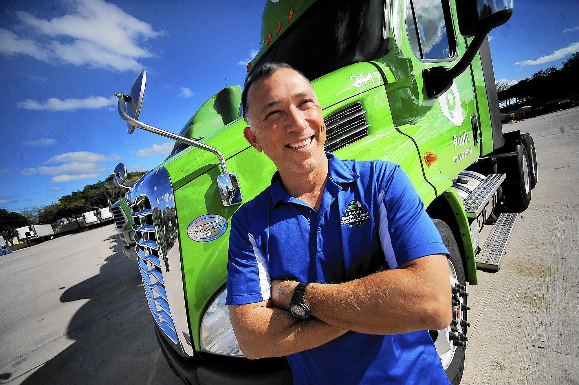 Publix trucker, Coconut Creek resident Rod Retana is known for being on time. Attesting to that are two South Florida residents whose lives he has saved, including one 22-year-old woman he pulled out of a Miramar canal four months ago. Now the 49-year-old Retana has a chance to be certified a hero