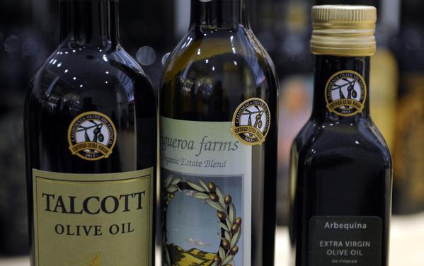 Domestic vs. imported olive oil