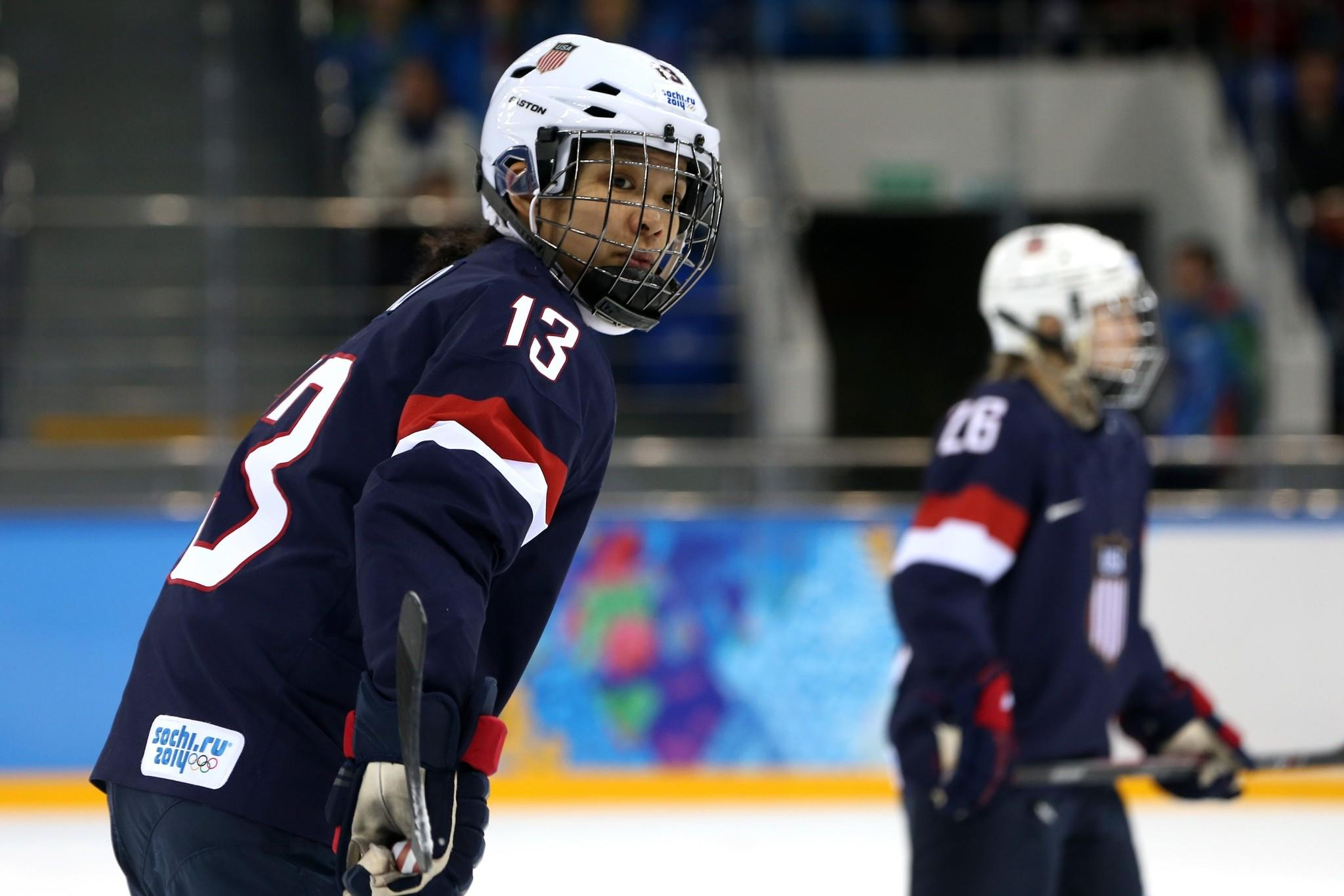 Julie Chu has played in three gold medal games at the Olympics, but has yet to take home the elusive medal. She'll get another try Thursday when the U.S. faces Canada in the final at the Bolshoy Ice Dome at the 2014 Sochi Winter Olympics.
