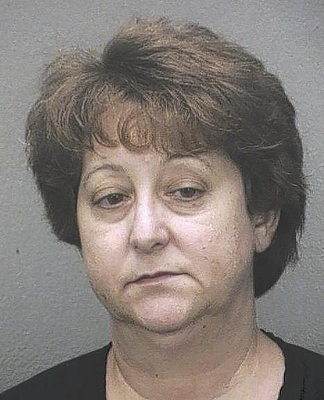 Broward Community Charter School teacher Jennifer Forshey, 58, is accused of ordering a boy, 10, to clean a urinal in the Coral Springs school, police said