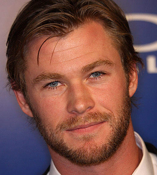 "Who is Chris Hemsworth? He's bears a striking resemblance to ""Avatar"" Aussie Sam Worthington. But he's the older brother of Miley Cyrus's beau Liam Hemsworth.  Drool over him in ""Red Dawn."" Unfortunately, it's not in theatres until September. But it's a good prep for his next role as John Steed in ""The Avengers"" remake."