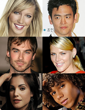 Fall TV 2009: Familiar faces: The stars of 2009-10
