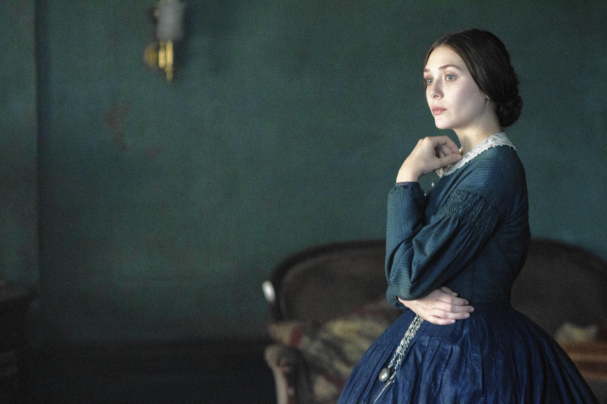 """Elizabeth Olsen stars in """"In Secret."""""""